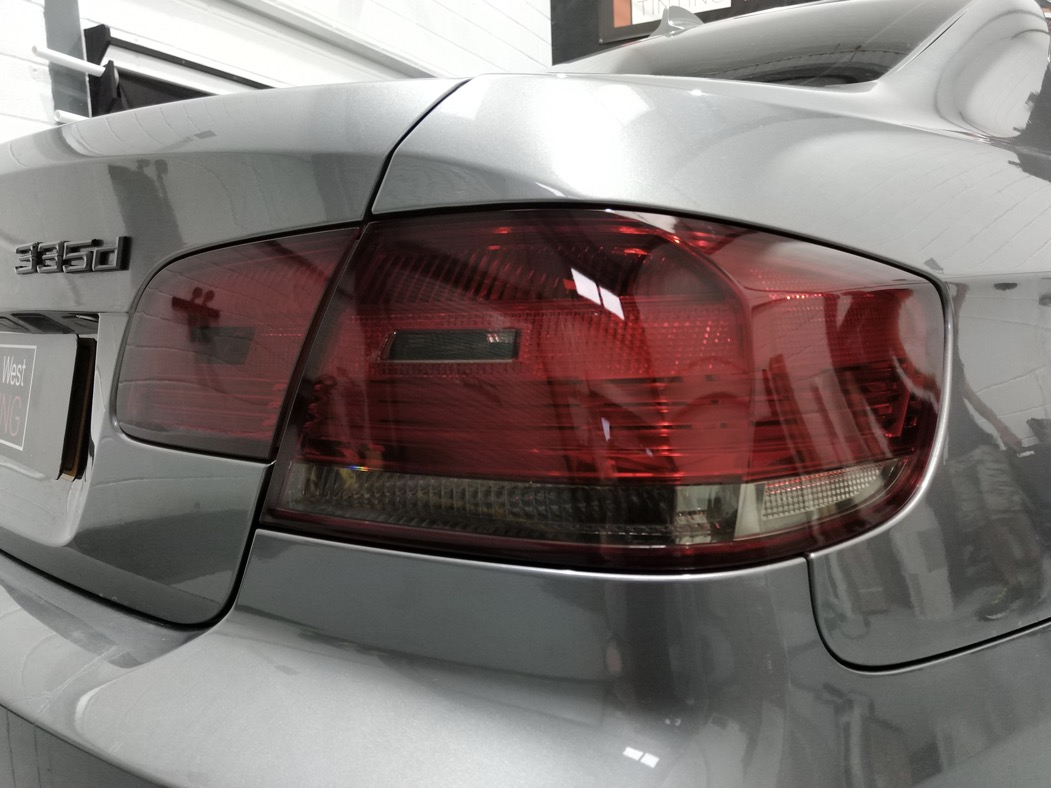 Headlight & Tail-Light Tinting in Wellington | South West