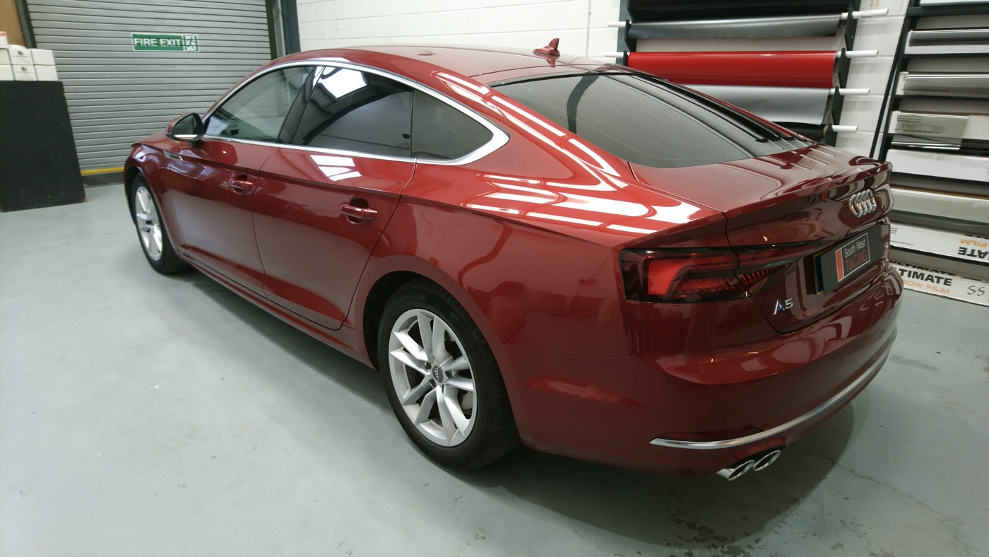 Window Tinting Specialists In Wellington South West